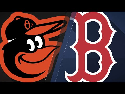 Red Sox tie season-high with 19 runs vs. Os: 9/26/18