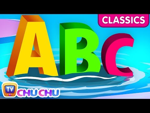 ChuChu TV Classics - ABCD Song In Alphabet Water Park   Nursery Rhymes And Kids Songs