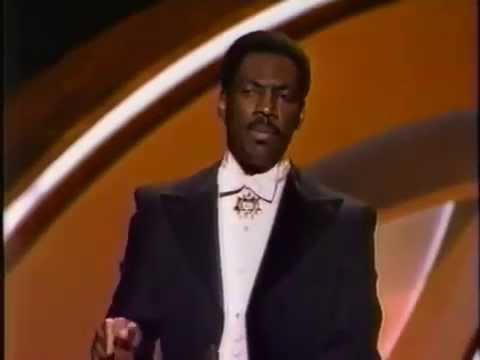 PEOPLE FORGOT WHEN EDDIE MURPHY SPOKE OUT AT THE OSCARS ABOUT RACIST HOLLYWOOD!