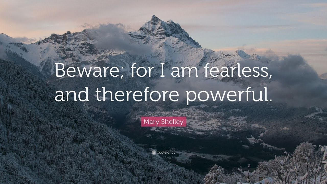 Mary Shelley Quotes 6