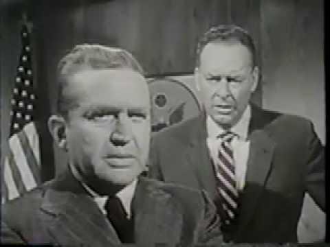 "GE True ""Security Risk"" PART 2 1963 CBS TV Series"