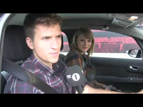 Taylor Swift & Greg James