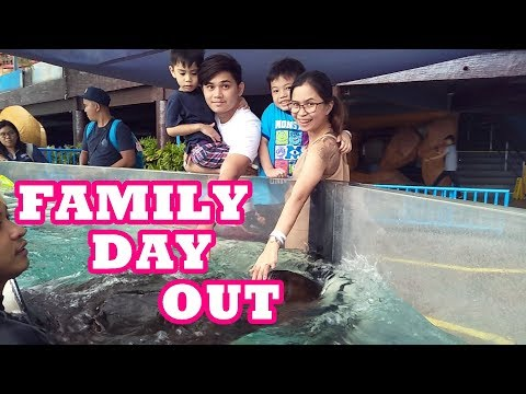 FAMILY DAY OUT | MANILA OCEAN PARK