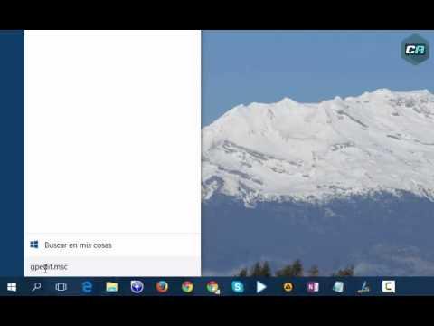 Deshabilitar Windows Update en Windows 10
