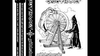 Gruuthaagy -Industrial Horizons / Spiritus (2003 Croatia Industrial Sick Cybergirind - Noise )