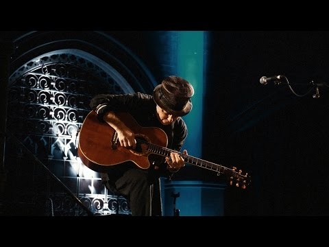 Nils Lofgren - Union Chapel - London 15.1.2015