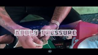 Yo Gutta - Apply Pressure ( Official Music Video )