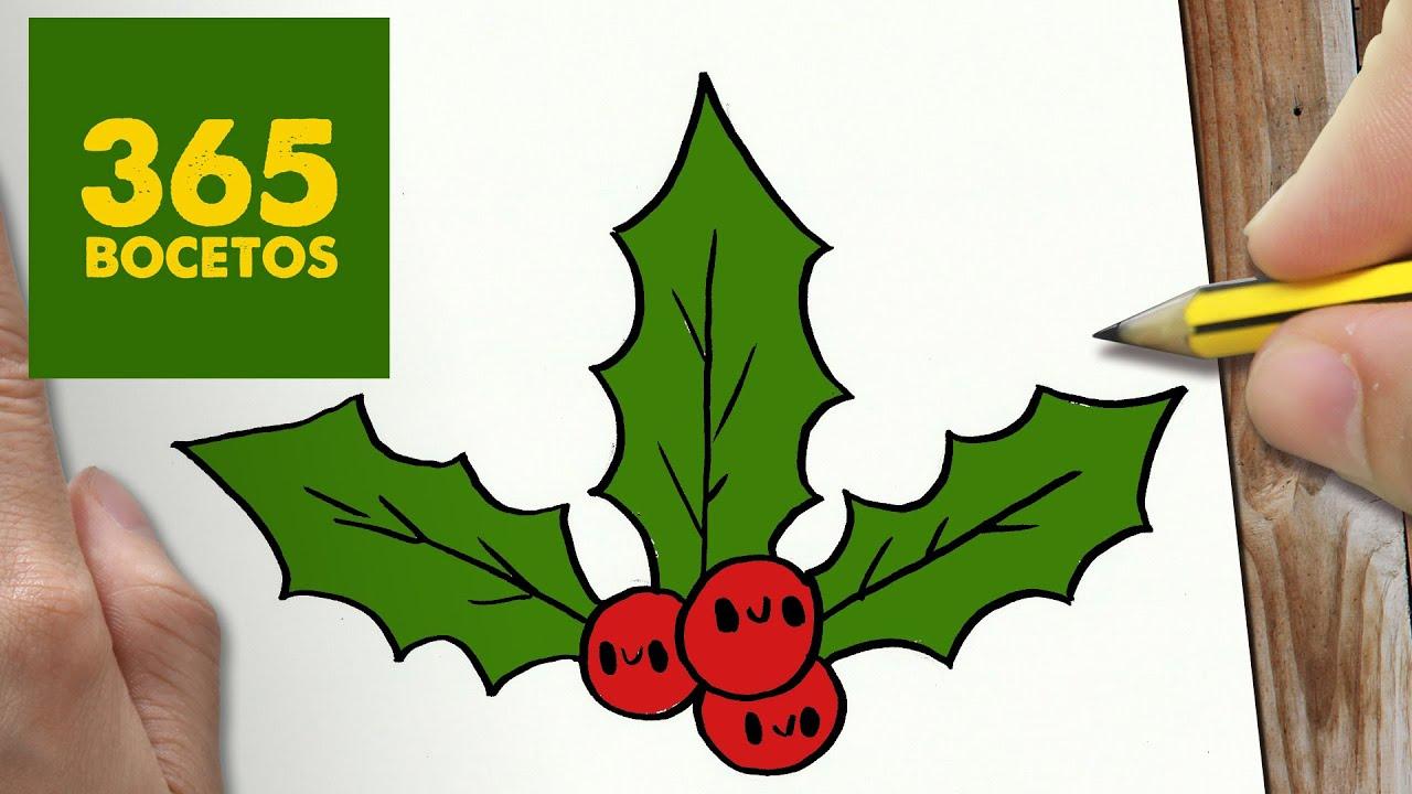 Como dibujar un adorno para navidad paso a paso dibujos for Dibujos adornos navidad