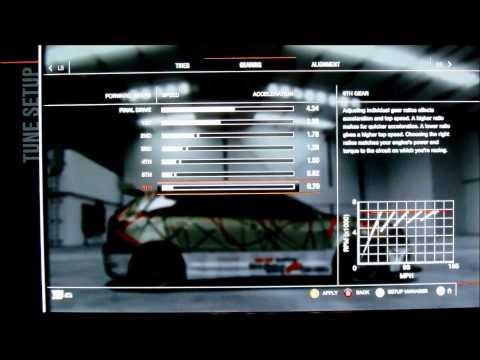 Forza Motorsport  - Tuning Calculator - Video Tutorial.