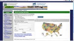 USDA Loan Eligibility Map Lookup