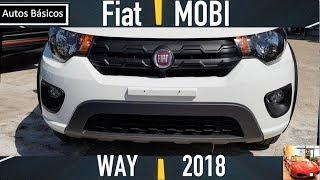 Fiat Mobi Way 2018