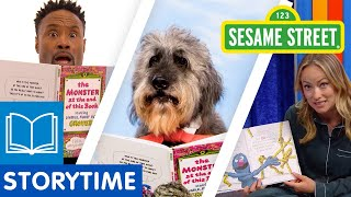 Sesame Street: The Monster at the End of This Book | Celebrity Read Along