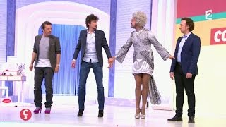 [HUMOUR] Jarry : danser avec la reine d'Angleterre ! #CCVB