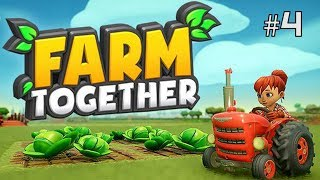 Twitch Livestream | Farm Together w/Tina Part 4 [PC]