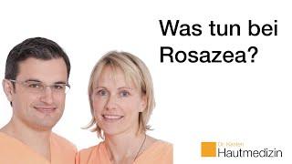 Was tun bei Rosacea?