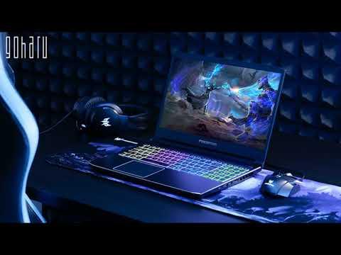 ACER показали самые новые ноутбуки в Нью-Йорке