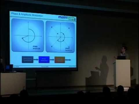 23C3: DVB-T - From Pixeldata to COFDM Transmission