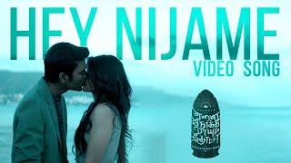 Hey Nijame - Video Song | Enai Noki Paayum Thota | Dhanush | Darbuka Siva | Gautham Vasudev Menon