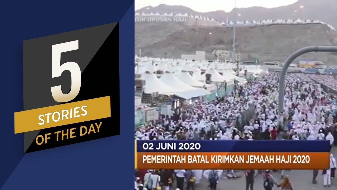 Pemerintah Batal Kirimkan Jemaah Haji 2020, hingga