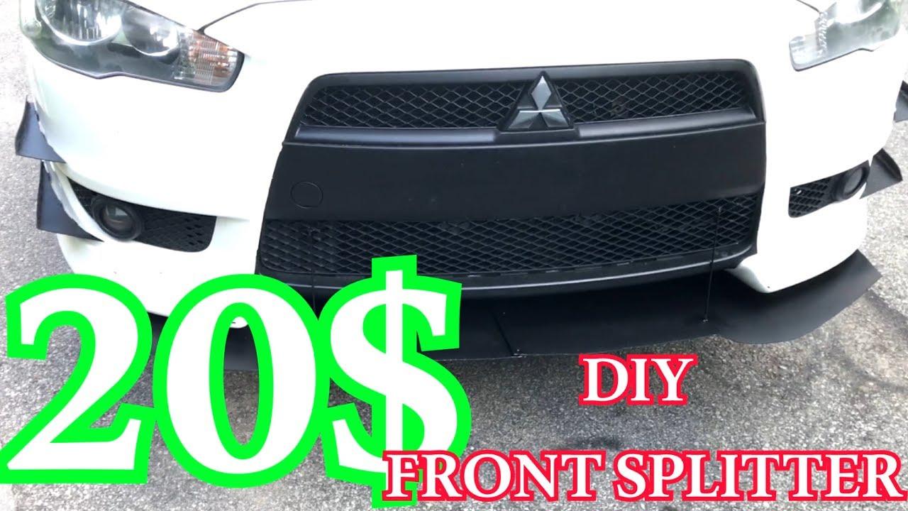 100+ Car Front Splitter – yasminroohi