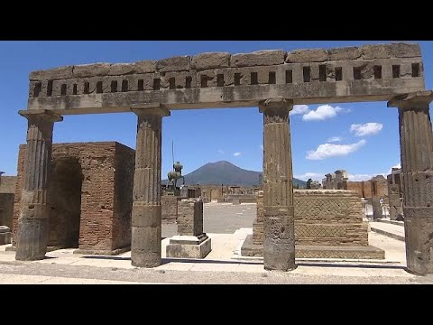 شاهد: فتح مدينة بومبي الأثرية في إيطاليا مجدداً أمام الزوار .. بشروط…  - نشر قبل 14 ساعة