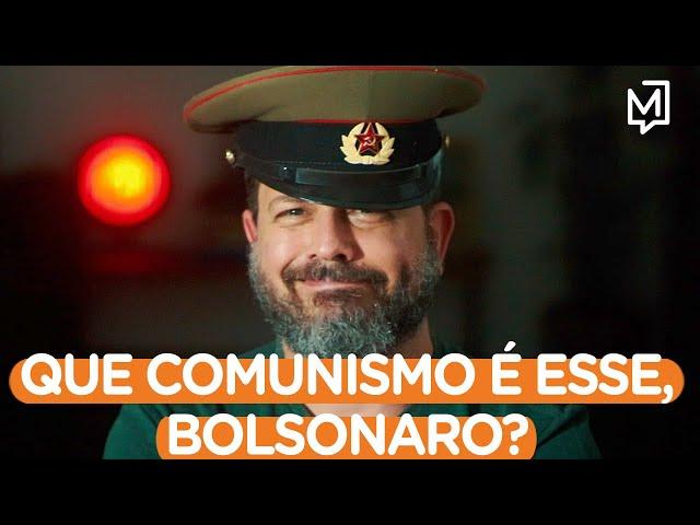 Que comunismo é esse, Bolsonaro? I Ponto de Partida