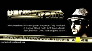 Karmatronic - Live @ Class.Fm Radio - Class Dj (2012.11.02)