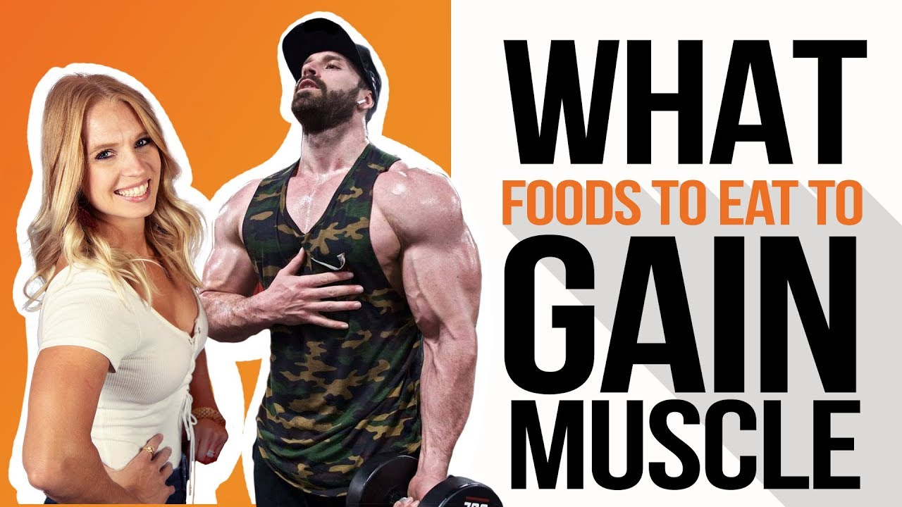 How to Gain Weight: 6 Proven Ways to Build Muscle Through Diet