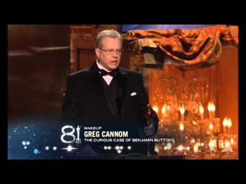 """""""The Curious Case of Benjamin Button"""" winning an Oscar® for Makeup"""
