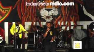 KONTRA BAND 215 Performing live @ Philly Hood Stock 9/29/12 Presented by In Da Streets Radio
