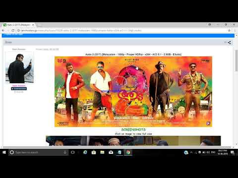 How to download movies from tamilrockers...