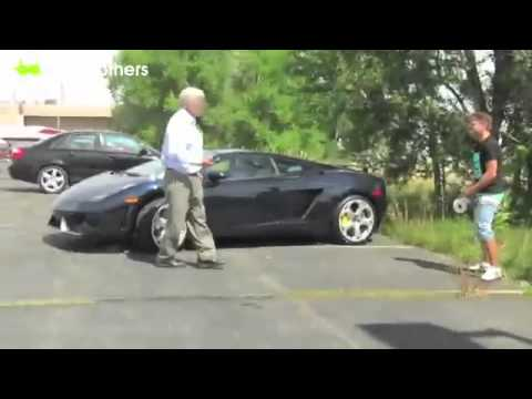 Lamborghini Prank Gone WRONG