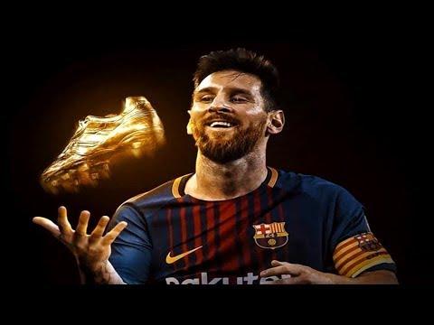 Lionel Messi ● 20 AMAZING Goals ► Golden Boot Winner 2018
