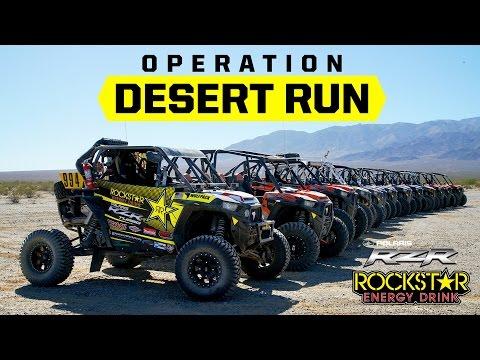 Operation Desert Run : Episode One