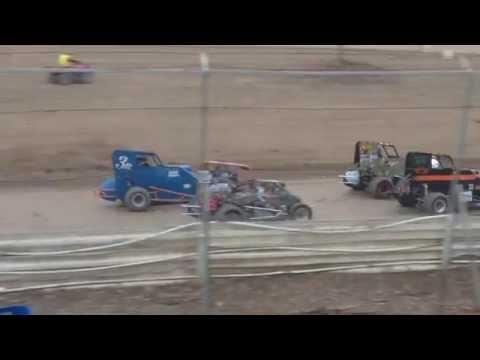 Limerock speedway NY 5/21/16 Heat races part 1