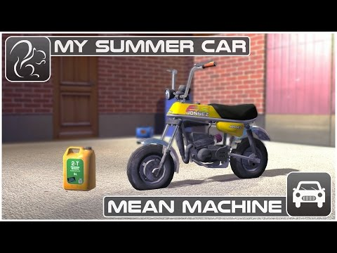 My Summer Car - Mean Machine