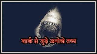 शार्क से जुड़े अनोखे तथ्य | Amazing facts about SHARKS in HINDI