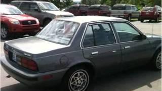 1988 Chevrolet Cavalier Used Cars Lexington KY
