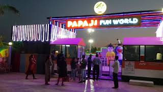 Papaji Fun World Rides and Games Manufactured by Super Amusement Games