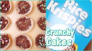 Crunchy Cakes // Rice Krispies