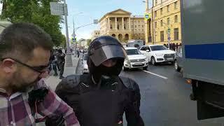Задержание Андрея Орла 3.08.19 I Задержан, изъято всё, допрошен следователем СК