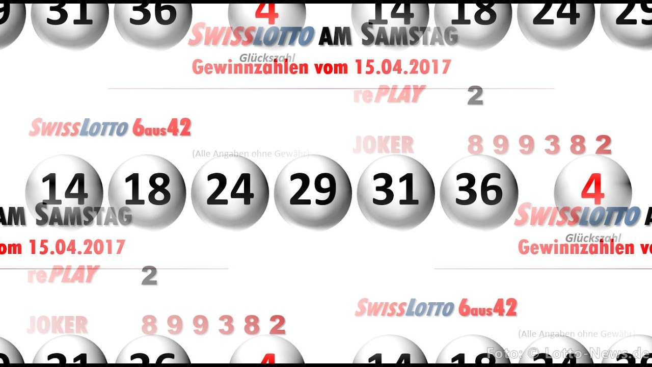 Swiss Lotto Nächste Ziehung
