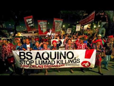 Common  Home Reports- Lumad killings