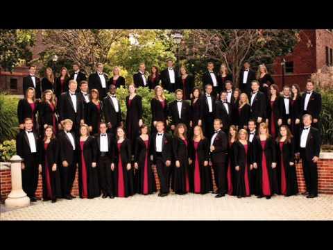 Noel arr Brad Holmes  Millikin University Choir