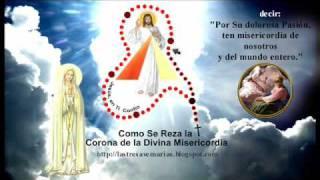Coronilla de La Divina Misericordia: como Rezarla, promesa y...
