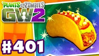 Capture the Taco! - Plants vs. Zombies: Garden Warfare 2 - Gameplay Part 401 (PC)