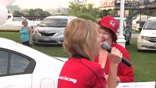 Trent Valley Honda Car Giveaway