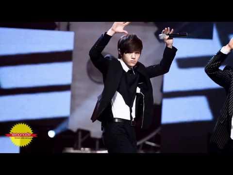 111206 [FANCAM] MyungSoo - Tic Toc © Show! K-Music