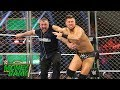 The Miz flips Shane McMahon into the steel cage: WWE Money in the Bank 2019
