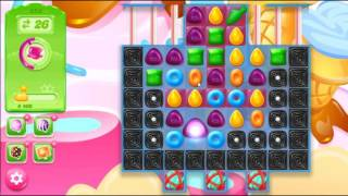 Candy Crush Jelly Saga Level 258 - NO BOOSTERS